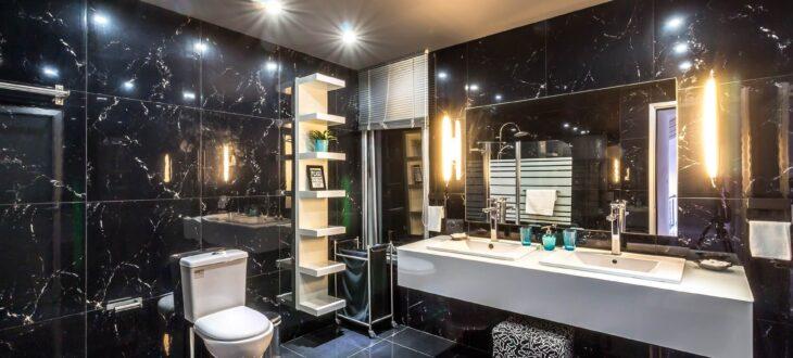 Łazienka w ekskluzywnym stylu